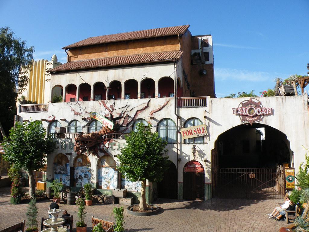 Hotel Matamba Park Eingang