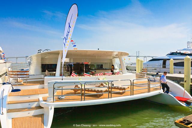 2011遊艇展