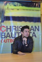 Christian Bautista Blogger Confe4