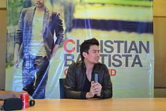Christian Bautista Blogger Confe3