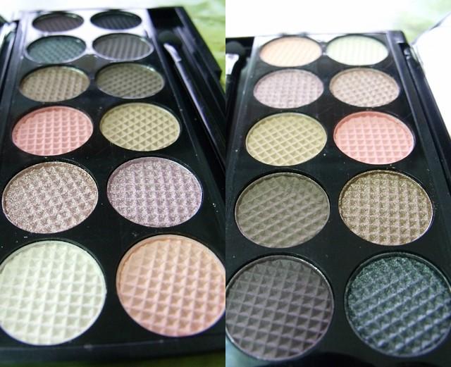 Close up of the makeup_1
