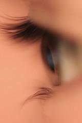 Sarah's Eye (Nathan O'Nions) Tags: macro eye up 50mm aperture focus close tubes rings eyelash extension