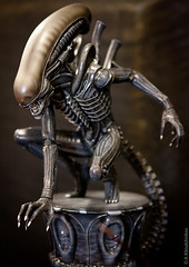 Alien 'Big Chap' Polystone Statue by SIDESHOW COLLECTIBLES (thedot_ru) Tags: statue geotagged big san comic sandiego tag alien diego canon5d comiccon con collectibles sideshow ssc chap sdcc 2011 sideshowcollectibles polystone alien1 bigchap 200168 sdcc2011 comiccon2011