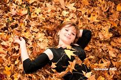 201112nov_4302 (scheggia Foto) Tags: parco torino book nikon shooting potrait autunno colori ritratto d300 modella 18105vr