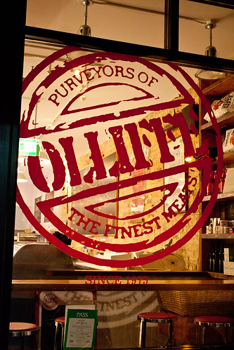 Store Front, Olliffe Butchers