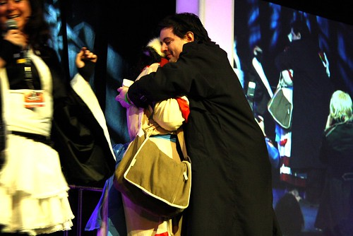 Random Favourite Hal-Con 2011 Moments