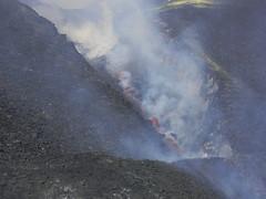Spattering: Etna, 15 November 2011 (etnaboris) Tags: italy volcano lava sicily etna eruption spattering 2011 paroxysm newsoutheastcrater