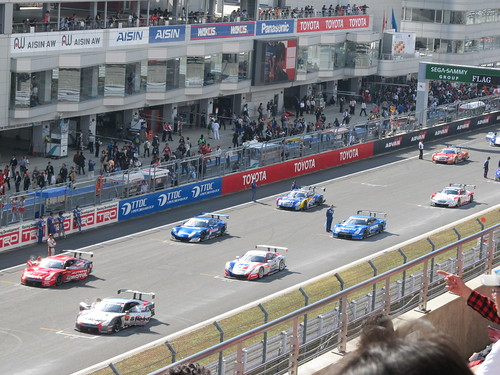 JAF GP 2011 SUPER GT
