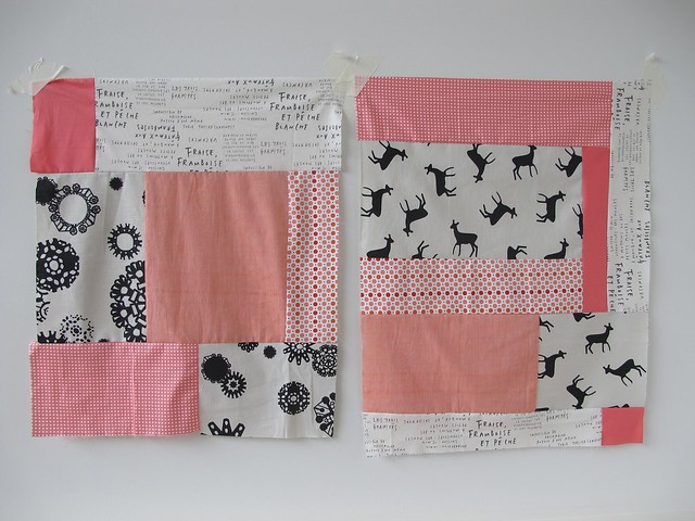 Capsule Quilts - Pink