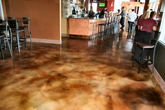 Decorative Concrete Floors, Portland, OR