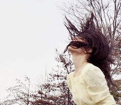 breathe me (serhenity) Tags: trees sky white girl dress tennessee dayton breatheme serhenity