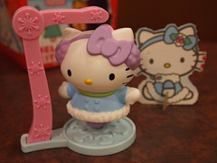 McDonald's Hello Kitty Happy Meal Toy