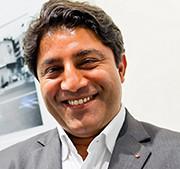 Sunil Kaul, Managing Director of Leica Camera Asia Pacific
