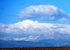 OLYMPUS DIGITAL CAMERA (Everything Glorious) Tags: sky mountains fall beauty colorado pumpkins co