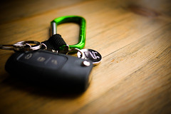 316:12/11/11 (Jaypeg) Tags: car keys carabiner project365 project365316 project365121111