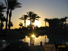 Sunrise reflected (abrideu) Tags: sunrise canon egypt sharmelsheikh 1001nights abrideu 1001nightsmagiccity mygearandme mygearandmepremium mygearandmebronze mygearandmesilver