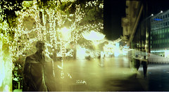 mr philips smiling in his city of light (frzw) Tags: light lomo eindhoven artlibre overlappingnegatives