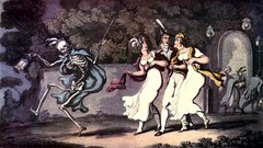 The Careless and the Careful (Ephemeral Scraps) Tags: party history fashion vintage skeleton death dance victorian medieval empire morbid mementomori allegory renaissance symbolic grotesque mortality totentanz allegorical careless dansemacabre danceofdeath danzadelamuerte danzamacabre