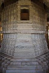 Ranakpur temple (armxesde) Tags: india temple pentax column rajasthan ranakpur k5 jainism