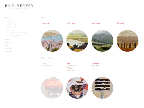 PAUL FERNEY WEBSITE