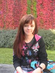 študentka Monika Radimecká  foto: Adriána Mečiarová