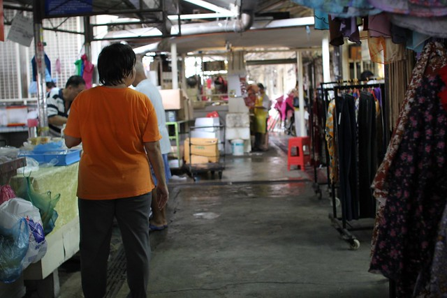 A Morning Walk At Pulau Tikus Market