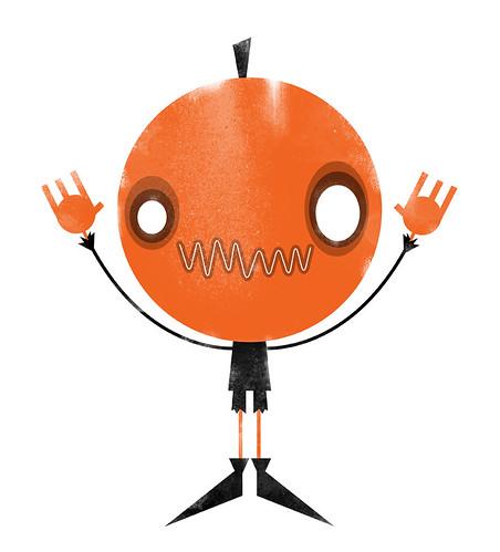 Pumpkin Head by [rich]