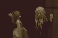 Speechless Story 10 (Nylh) Tags: mantis bjd asylum minotaure dollmate transcendb smm1
