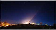Playing with the light (Triiiin) Tags: autumn stars evening october sunday moment clearsky rakvere tarvas