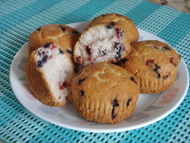 berry-muffin