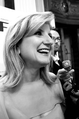 The World according to Arianna Huffington