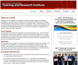 Website for the EITRI Association