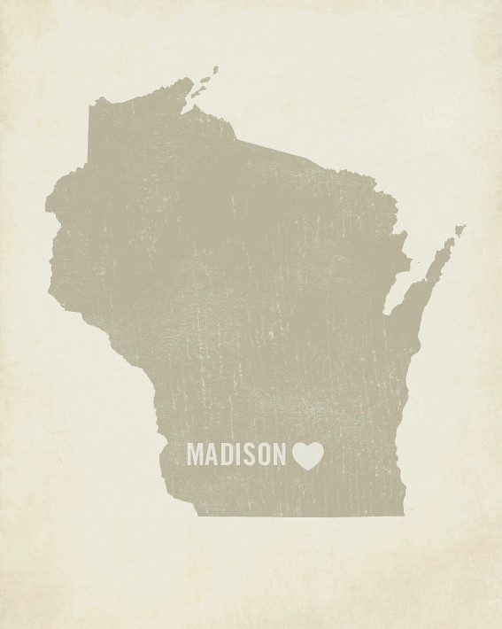 Love Madison by LuciusArt
