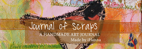 Journal of scraps title header
