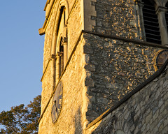 oxford-1-141011 (Snowpetrel Photography) Tags: autumn light sunset sun building stone architecture stonework churches oxford stgileschurch churcharchitecture smcpa50mmf17 pentaxk5