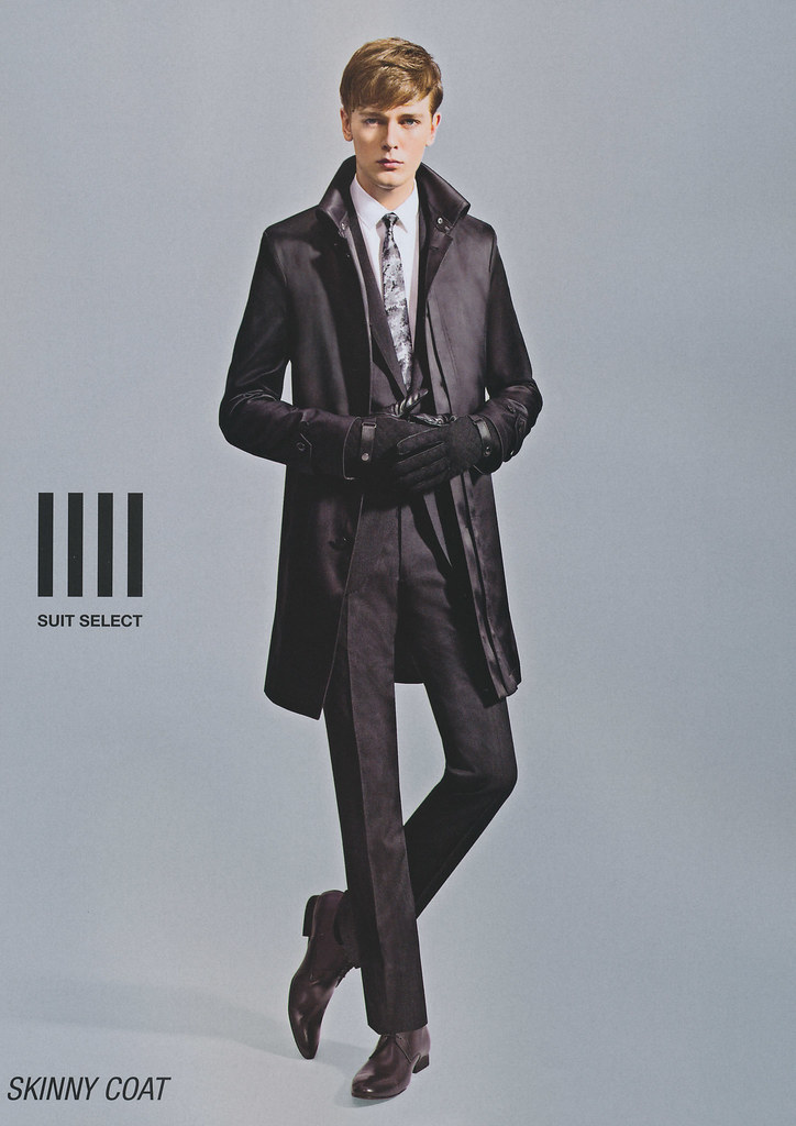 Daniel Hicks0127_SUIT SELECT FW11(Gainer2011_11)