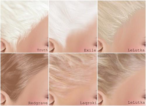 Hair Bases