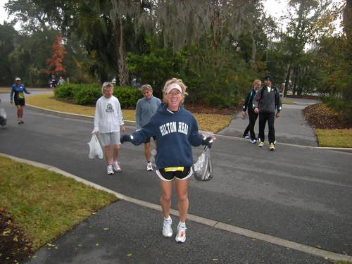 Jump for Marathons