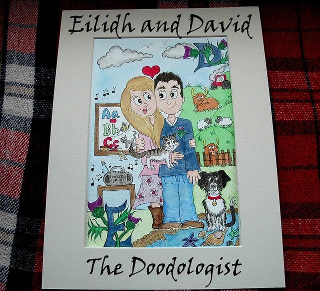 Eilidh and David
