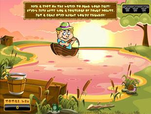 Lucky Fishing Bonus Game
