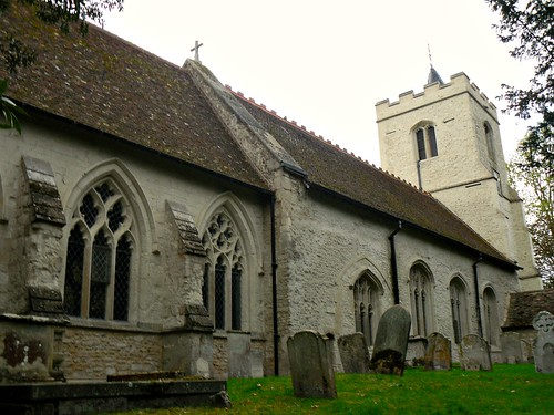 St Andrew and St Mary Church, Granchester