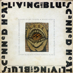Living The Blues (epiclectic) Tags: music art vintage 1971 concert live album vinyl blues double retro collection cover lp record sleeve cannedheat epiclectic