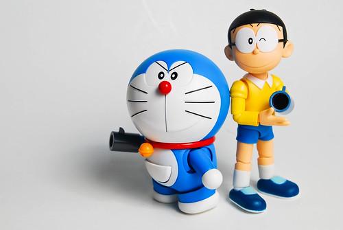 Doraemon & Nobita