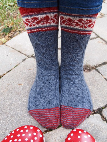 October socks-Sockstravaganza