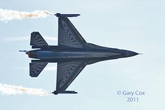 Lockheed Martin F-16 Fighting Falcon (Meliss&Gary, (Gary Cox)) Tags: aircraft aviation jets cox duxford gary usaf airshows aerobatics iwm f16fightingfalcon belgianairforce lockheadmartin
