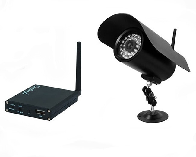 Wireless Infrared Camera