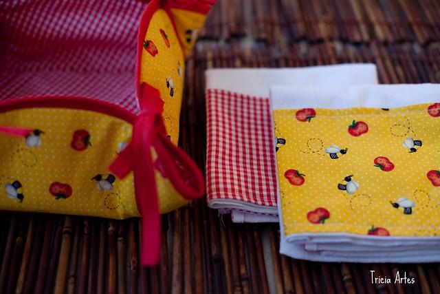 Kit cozinha abelhas
