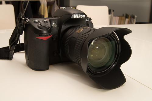 Nikon D300s(Saber)