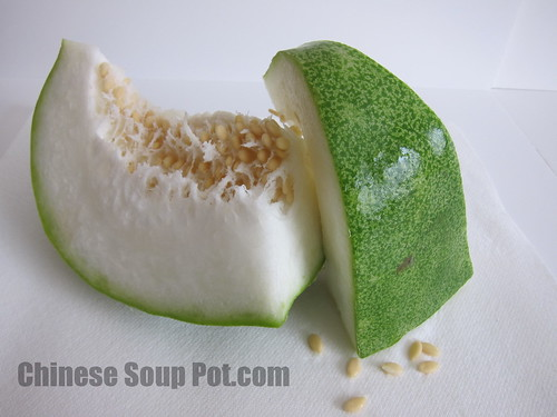 [photo-winter melon, don qua, wax gourd)