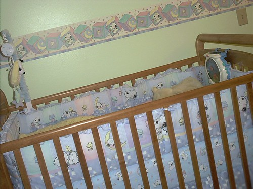 Aidan's 1st Nursery